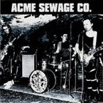 Acme Sewage Co - Raw Sewage cd (Only Fit For the Bin)